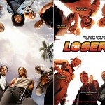 The Losers - Cast Photograph - Jock Artwork Comparison