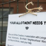 Your Allotment Needs You